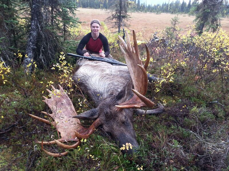 DIY Moose Hunting